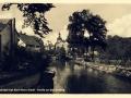 Blick von OF-Brücke vor 1955 taut 800