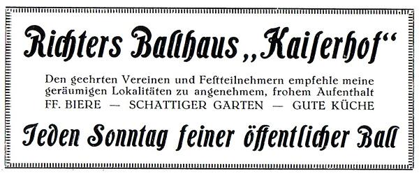 eh3 werb kaiserhof  1926 ri 600