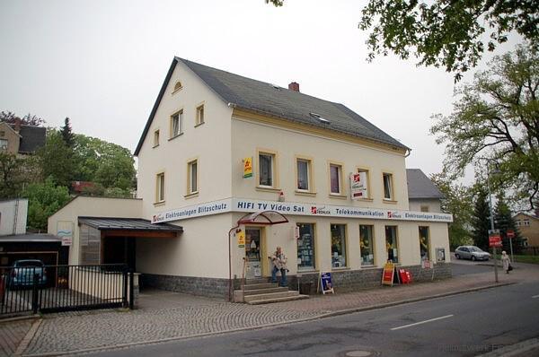 Fröhlich Elektronik Einsiedel am 30. April 2008