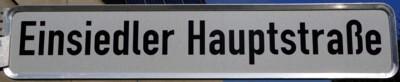 Einsiedler Hauptstraße