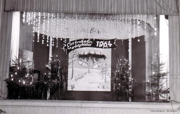 Silvester 1963 Drei Eichen Einsiedel