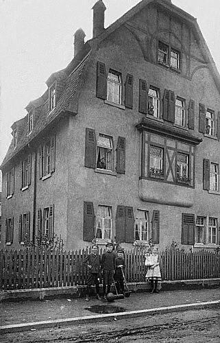 Seydelstraße 14 1909 und 1912