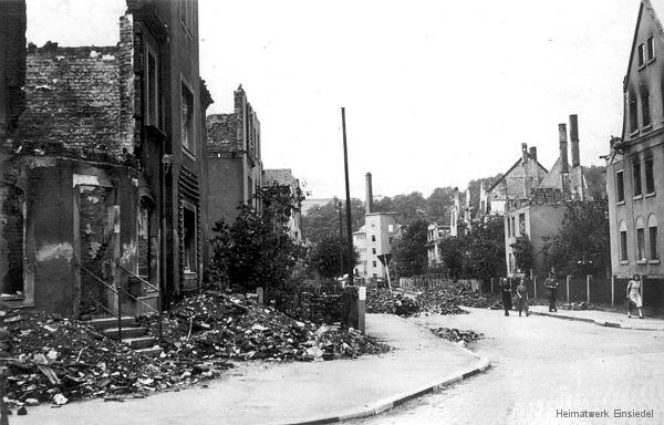Ruinen Seydelstraße