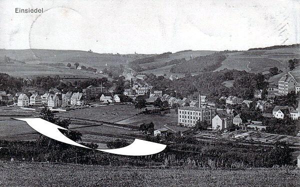 Verlegung des Schrankenpostens 10 in Einsiedel