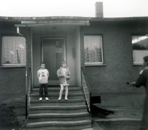 Gartenheim Waldesrauschen frühe Fotos