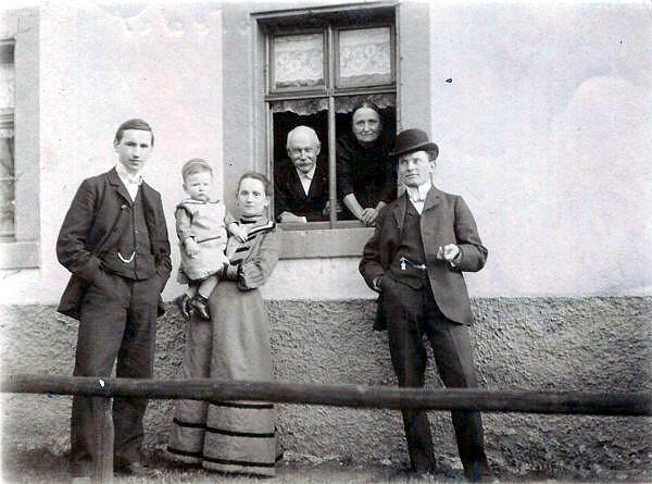 In der Seilerstr. 1 1904
