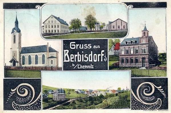 Gruß aus Berbisdorf