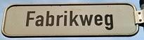 Fabrikweg Einsiedel