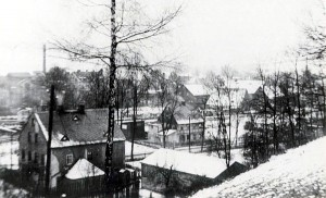 Lindenstraße um 1920
