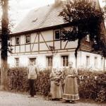 Fachwerkhaus Baujahr um 1840
