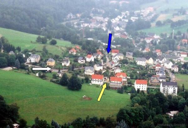 Pfarrhübelweg Einsiedel 2005