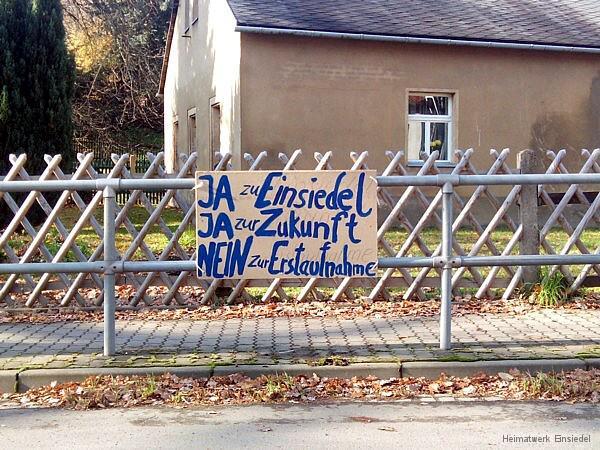 Dittersdorfer Weg 25   Erstaufnahmelager Teil 1