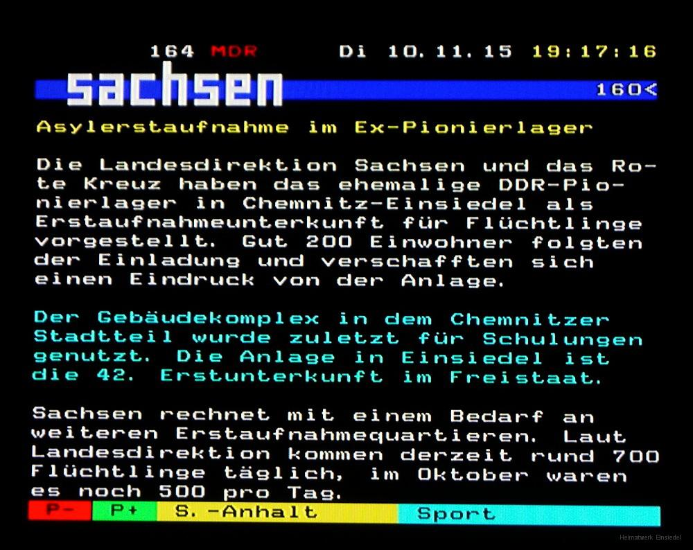 Teletext MDR