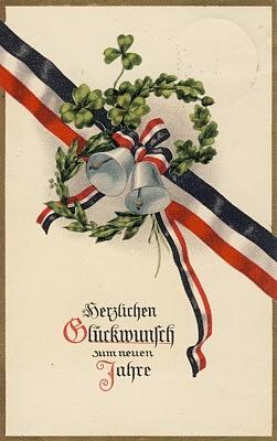 Ansichtskarte Kaiserreich 31.12.1915
