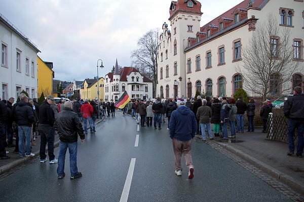 Dittersdorfer Weg 25   Erstaufnahmelager Teil 3