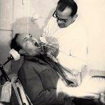 Zahnarzt Herbert Roscher