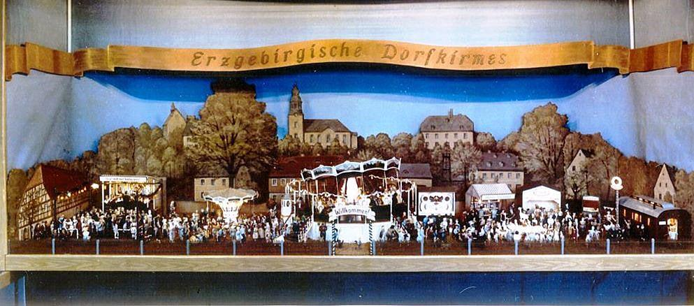 """Die """"Ergebirgische Dorfkirmes"""""""