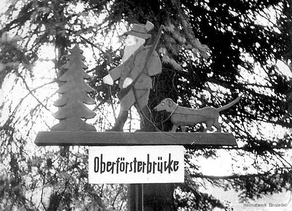 Die Oberförsterbrücke
