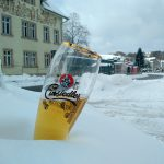 Einsiedler im Schnee