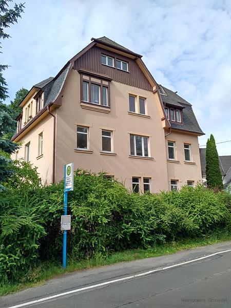 Berbisdorfer Str. 3 in Einsiedel am 1. Juli 2017