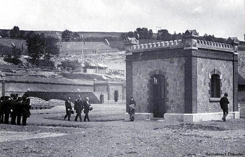 König Albert von Sachsen zu Besuch in Einsiedel 1893
