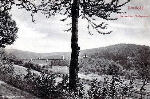 Filteranlagen um 1903