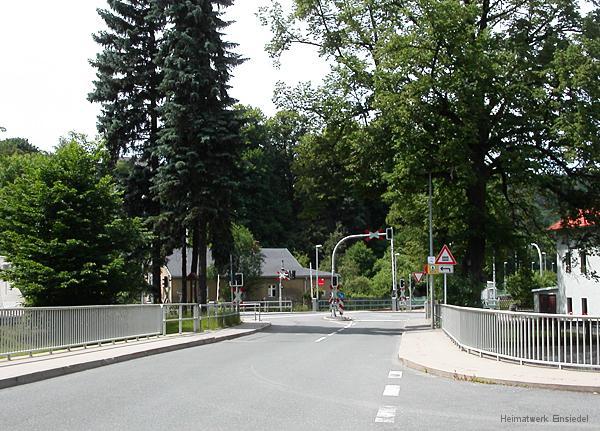 Oberförsterbrücke Einsiedel 21.06.2005