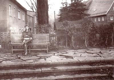 Am Plan Einsiedel, Nordseite 1986