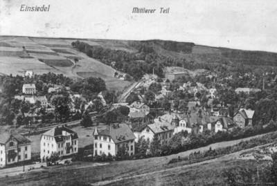 Einsiedel Ostheim 1917