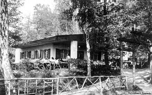 Waldklause Einsiedel 1958