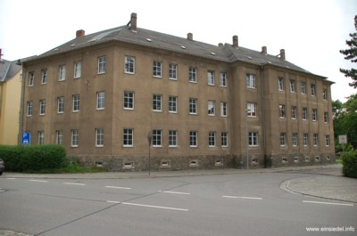 August-Bebel-Platz 1 am 29.05.2007