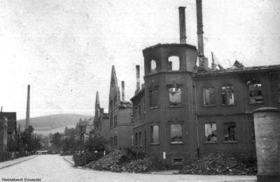 Ruine Kreml Einsiedel