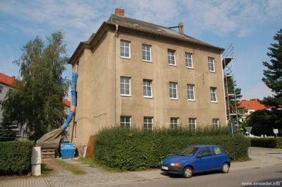 Zugang Einsiedler Neue Straße 24