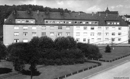 August-Bebel-Platz 2 bis 5 1935 Tietzbau genannt