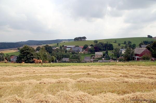 Unterer Ortsteil, 20. August 2005.