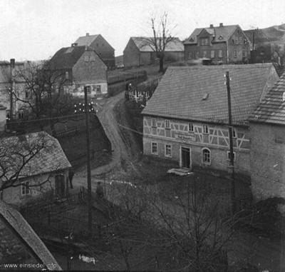 Früherer Eigentümer war der Schankwirt Ernst Oehme