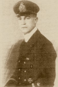 Oswald Johannes Lohs Kommandant UB 57