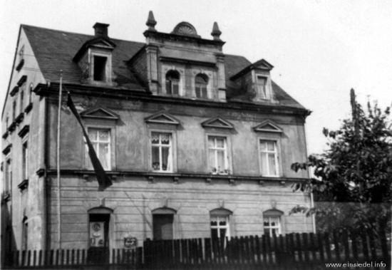 Berbisdorfer Str. 36 zwischen 1935 und 1940