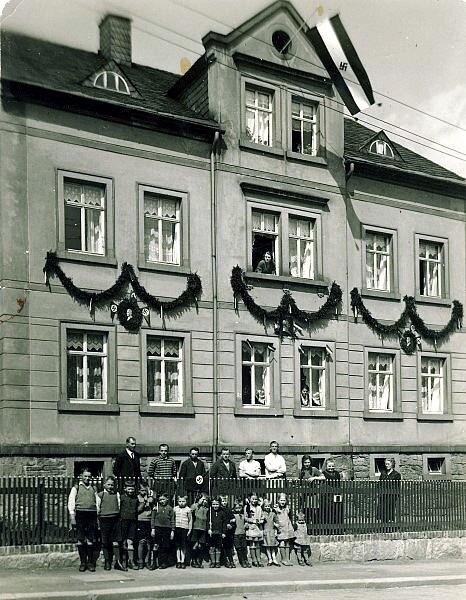 Berbisdorfer Str. 40 1. Mai 1933