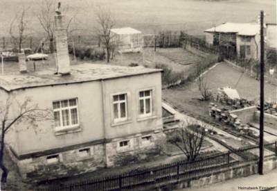 Berbisdorfer Str. 40 mit Pultdach 1968