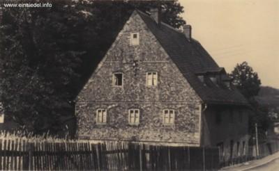 Berbisdorfer Straße 18 wohl nach 1945