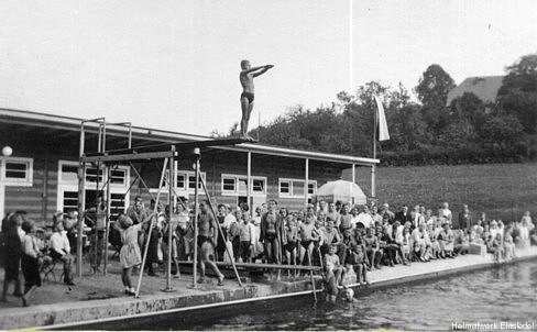 Schwimmfest 1930 oder 1935