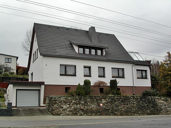 Gebäude am Standort der ehemaligen Villa von Ottokar Lindner 2004