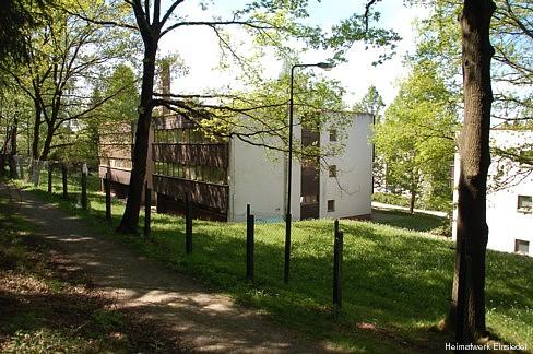 Unterkunftsgebäude F+U Einsiedel 2011