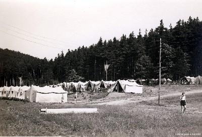 Pionierlager Einsiedel - die frühen Jahre
