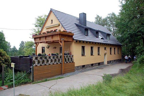 Dittersdorfer Weg 27 am 14. Juni 2008.