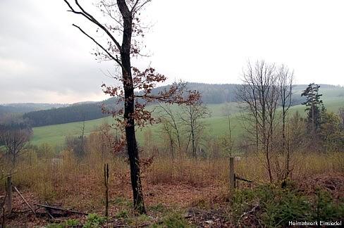 Körnerhöhe Blick Richtung Dittersdorf