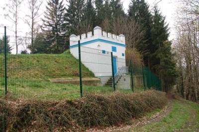 Wasserhochbehälter Körnerhöhe 2008.