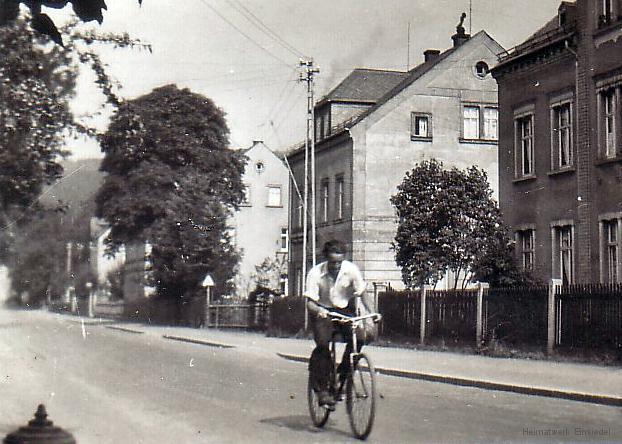 Einsiedler Hauptstr. 19 in den 1930er Jahren