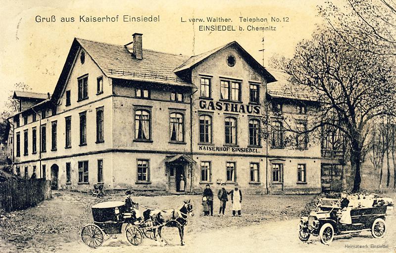 Gasthof Kaiserhof Einsiedel